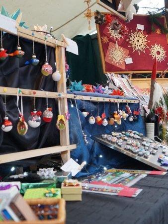 Weihnachtsmarkt Karlshorst.Startseite Lea Herter